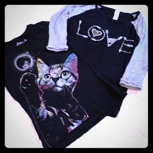 Other - Shirt Bundle sz 10/12